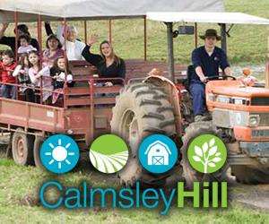Calmsley Hill City Farm – Sept