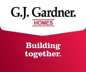 GJ Gardener Homes – Mix Drive Sponsor