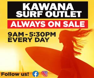 Kawana Surf SEA Drive Sponsorship