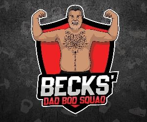 Logo SEA FM Dad Bod Squad
