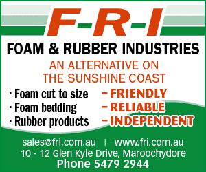 MIX Fuel Patrol Sponsorship Foam & Rubber