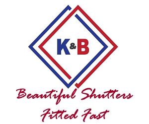 K&B Blinds Work Search sponsorship